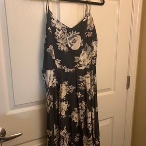 Old Navy Dresses - Like New Old Navy Fit & Flare Dress